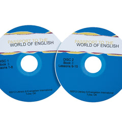 Passport to the World of English Book 3: Reading & Writing Audio (MP3 Download)