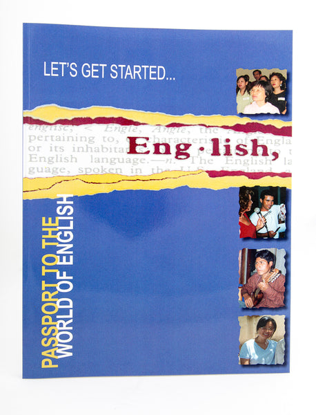 passport to the world of english book 1 let s get started
