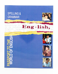 PASSPORT TO THE WORLD OF ENGLISH BOOK 2: SPELLING & GRAMMAR (Digital Download)