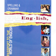 Passport to the World of English Book 2: Spelling & Grammar
