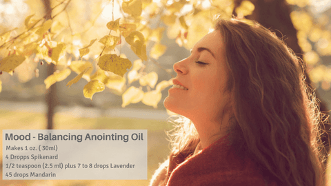 3 Powerful Essential Oils That Will Balance Your Mood