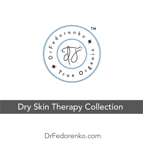 Dry Skin Therapy Collection by Dr. Fedorenko True Organic
