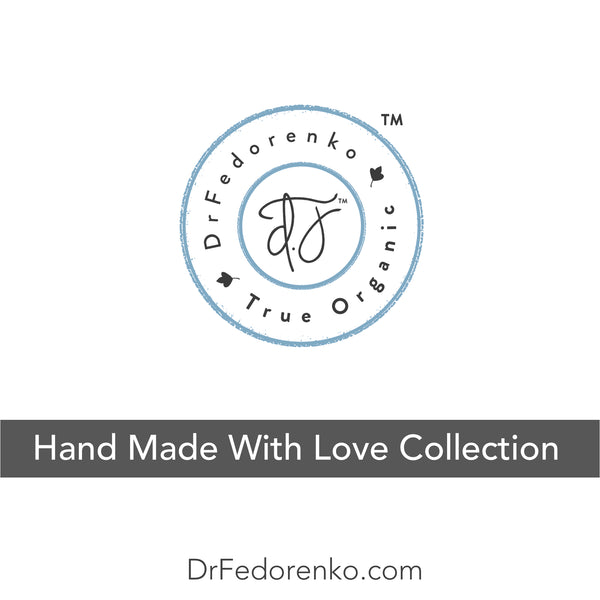 Hand made with love collection by Dr.Fedorenko True Organic
