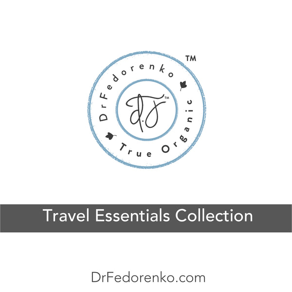 Travel Essentials Collection by Dr. Fedorenko True Organic