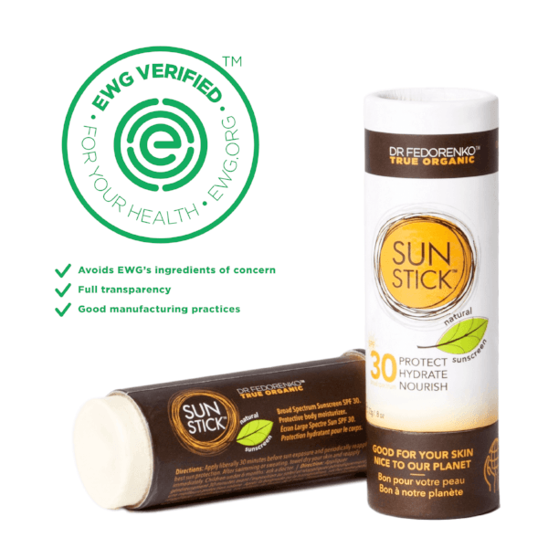 Sunblock For Face - Organic Sunblock For Face - Sun Stick