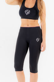 WOMEN'S LEGGINGS - 3/4 LENGTH