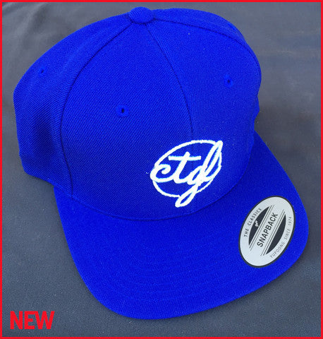 CTGL CAP - BLUE/WHITE