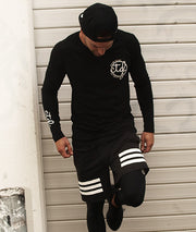 LONG SLEEVE - BLACK