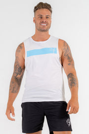 FOLLOW DREAMS TANK - WHITE
