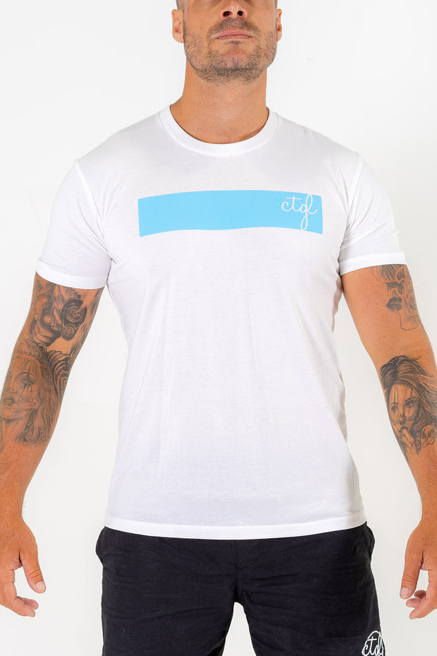 + NEW + FOLLOW DREAMS TEE - WHITE