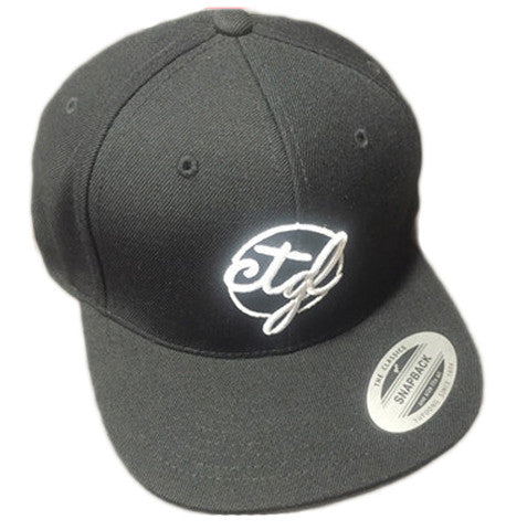 CTGL CAP - BLACK/WHITE