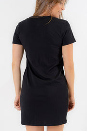WOMEN'S CTGL DRESS - BLACK