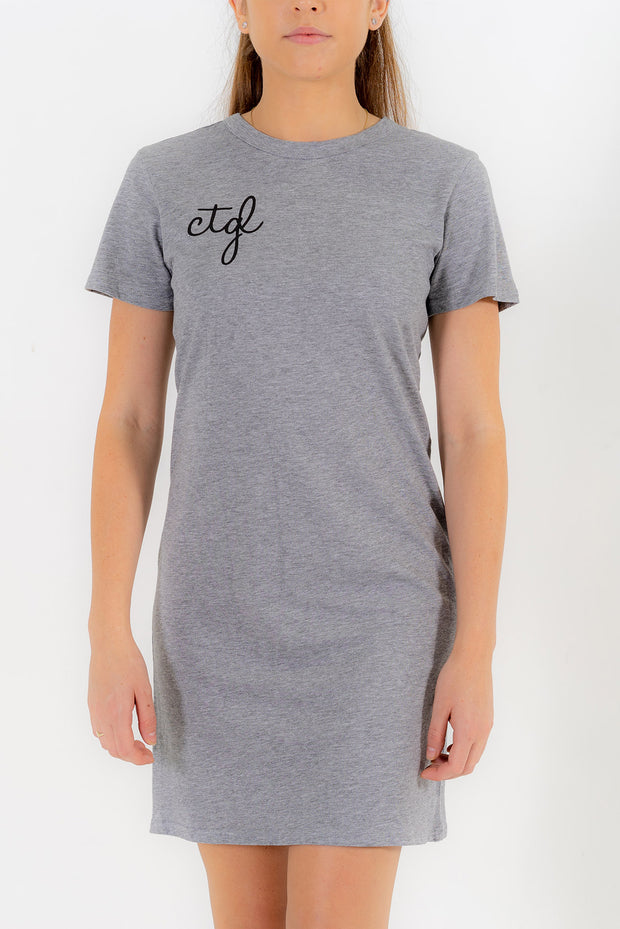 + NEW + WOMEN'S CTGL DRESS - GREY