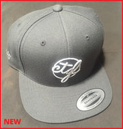 CTGL CAP - DARK GREY/WHITE