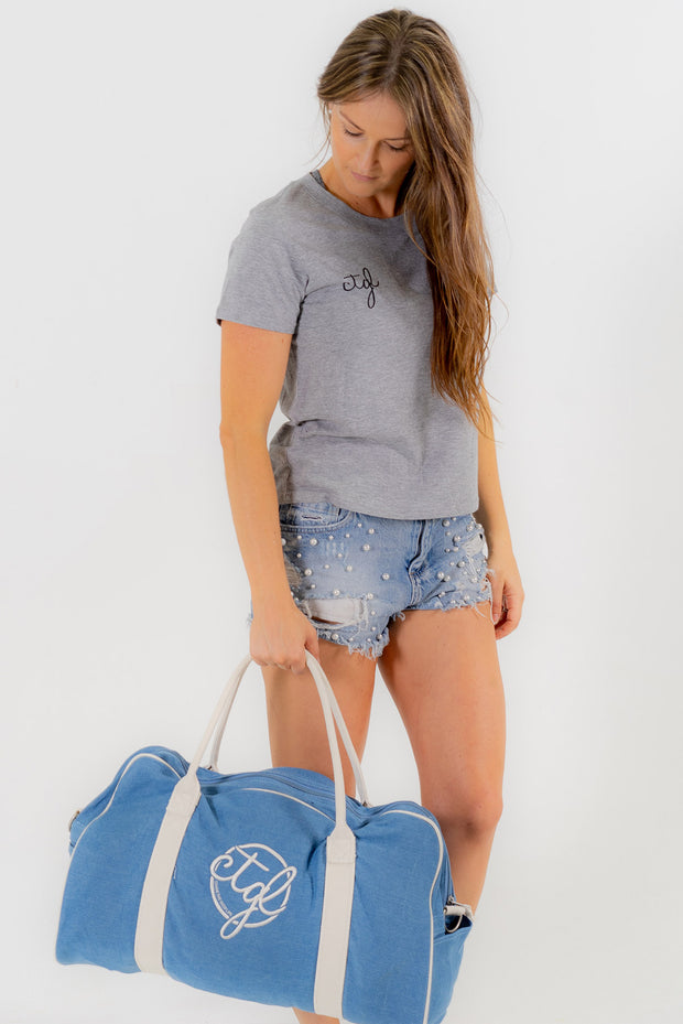 CTGL GYM BAG - DENIM