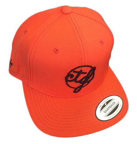 CTGL CAP - ORANGE/BLACK