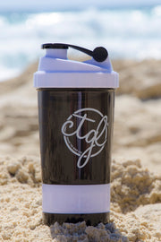 PREMIUM 500ml 3 in 1 SHAKER / SPORT BOTTLE