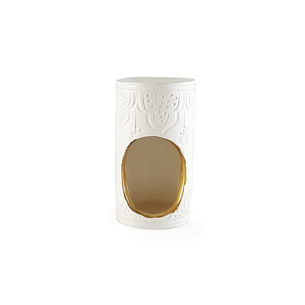 CHABI CHIC - 12 K Gold Perfume Oil Burner (Assorted Colours)