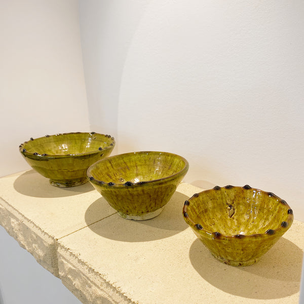 Tamegroute Bowls