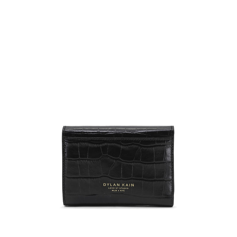 The Helena Wallet Light Gold
