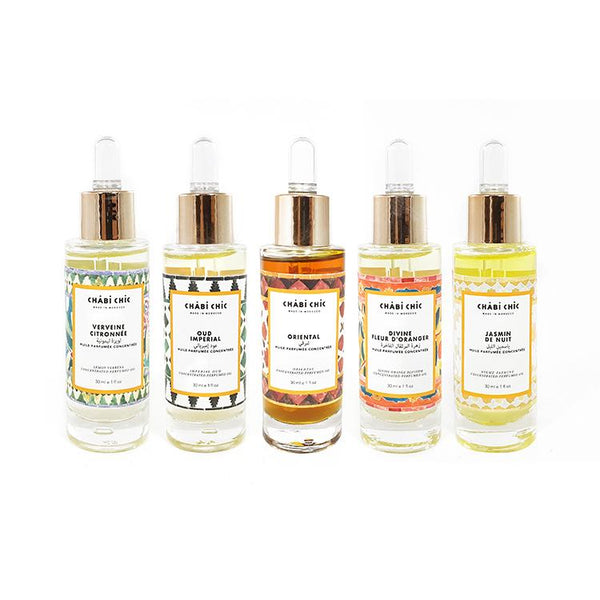 Concentrated Moroccan Perfume Oil To Burn 30ml