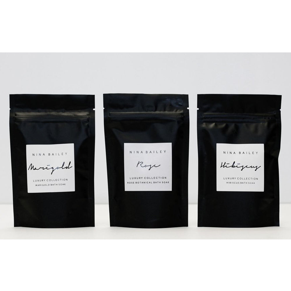 NINA BAILEY - Bath Soak Sachet (Assorted Scents)