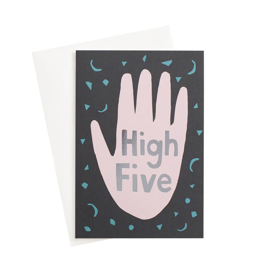 THE ADVENTURES OF - High Five Confetti