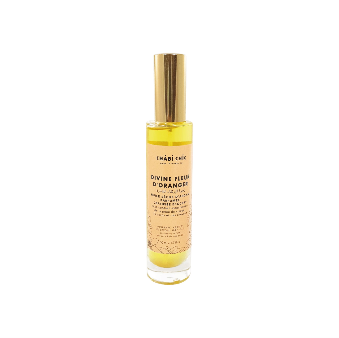 Perfumed Moroccan Argan Oil 50ml (Assorted Scents)