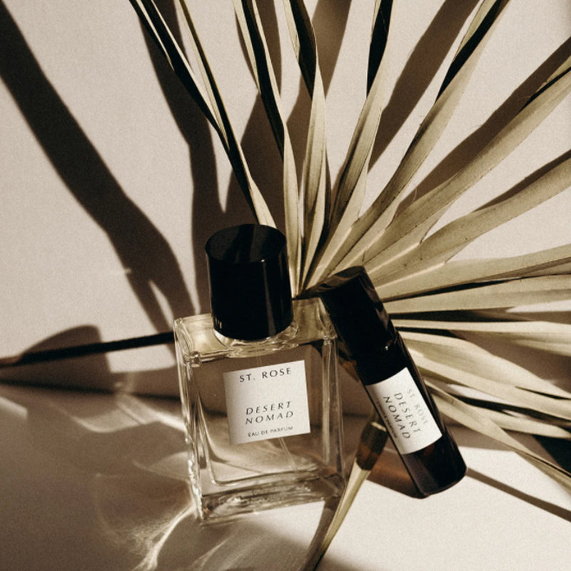 Desert Nomad Perfumed Oil