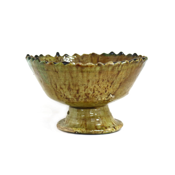 CHABI CHIC - Tamegroute Yellow Fruit Bowl (Assorted Sizes)
