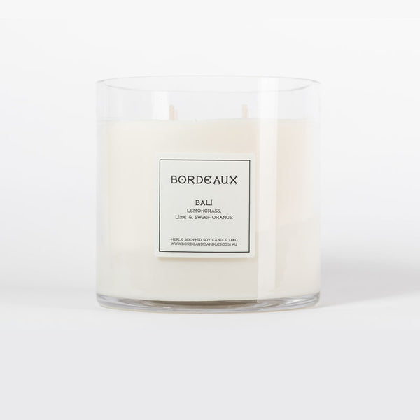 Bordeaux Soy Wax Candle 1.6kg