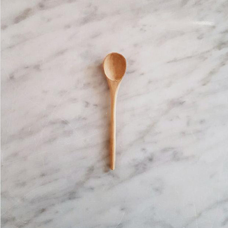 Mini Walnut Spoons (Set of 2)