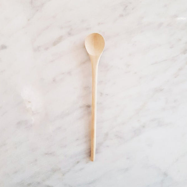 Walnut Coffee Spoon (Set of 4)