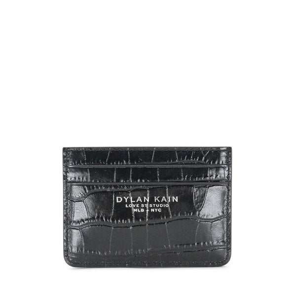 The Heroine Card Holder Silver