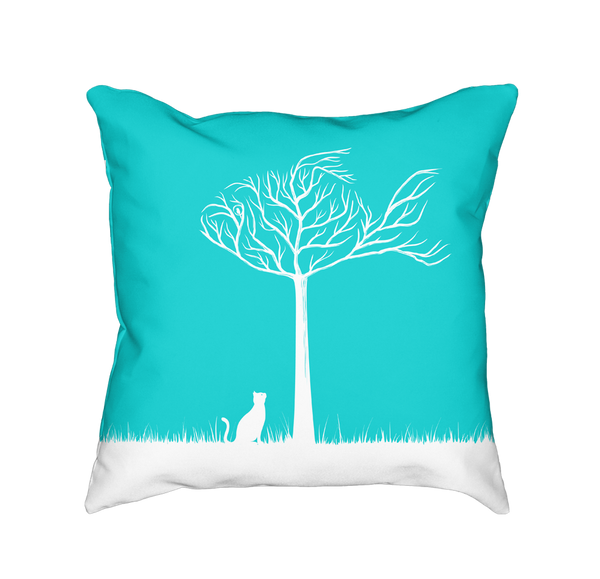 A Wonderful Day - Throw Pillow