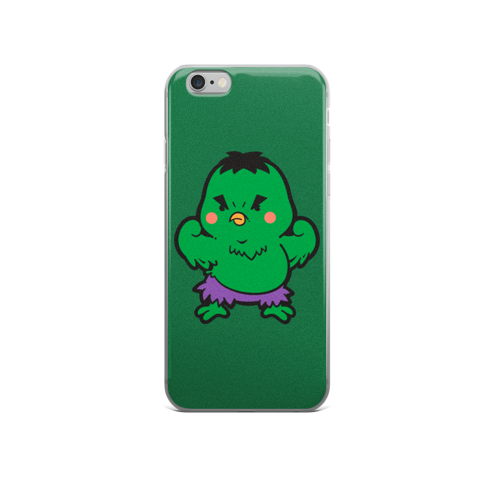 Anger Mascot - Phone Cases