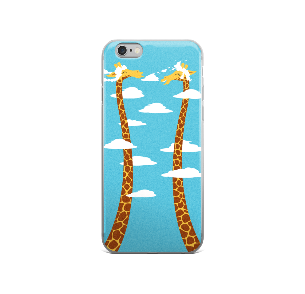 Cloudy Day - Phone Cases