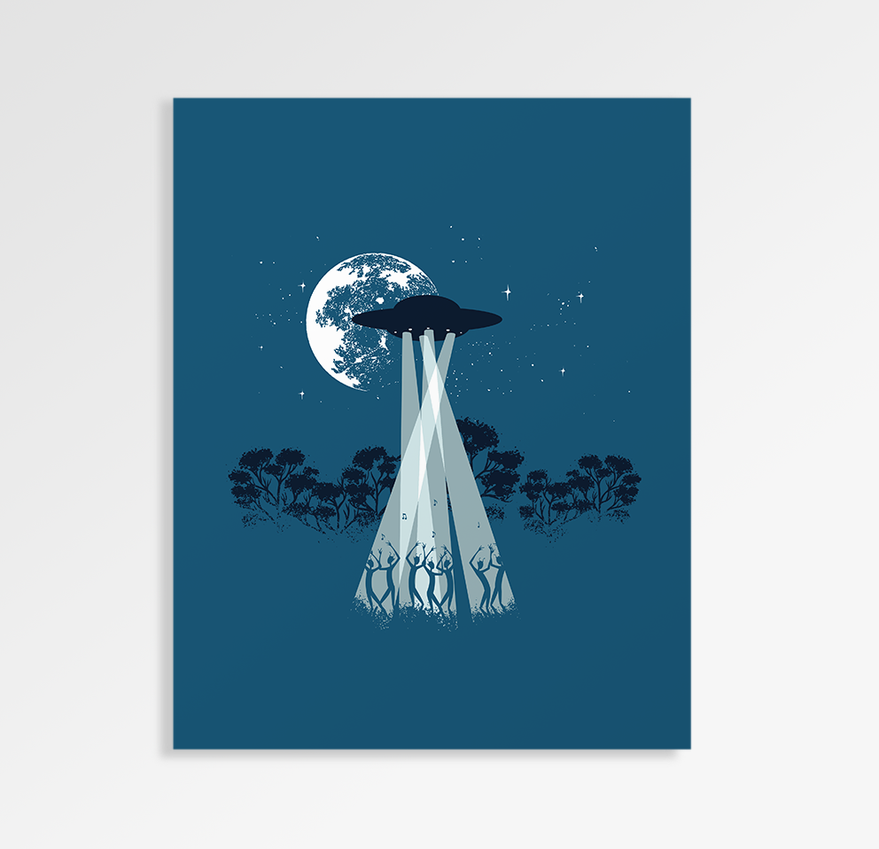 Disco Time - Art Print