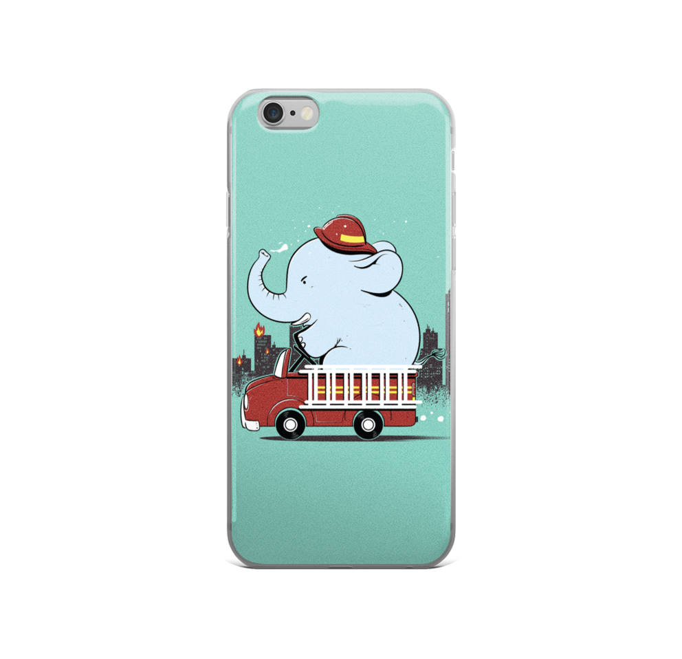 Firefighter - Phone Cases