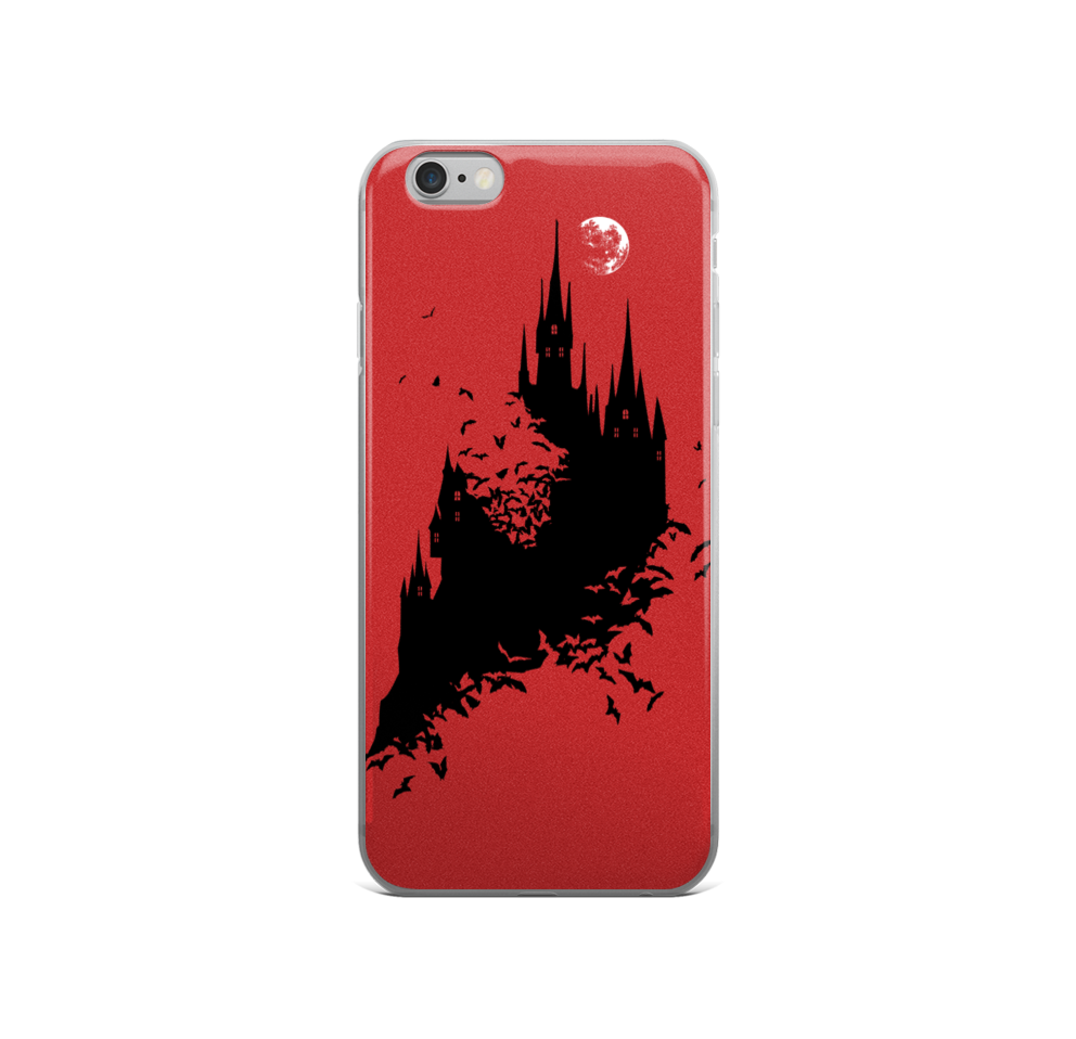 Flowing Castle - Phone Cases
