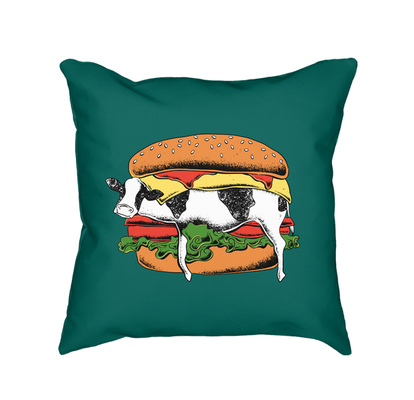 Fresh Meat - Throw Pillow