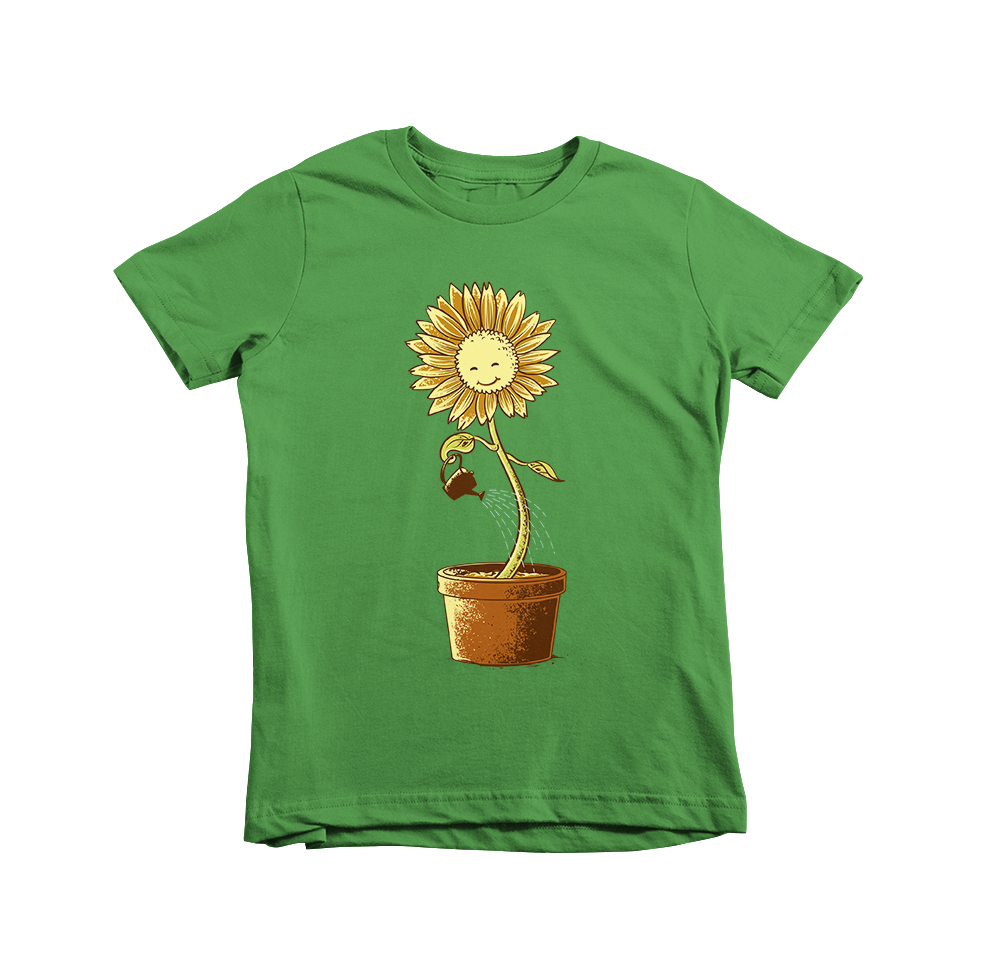 Gardener Of The Spring - Kids Tees