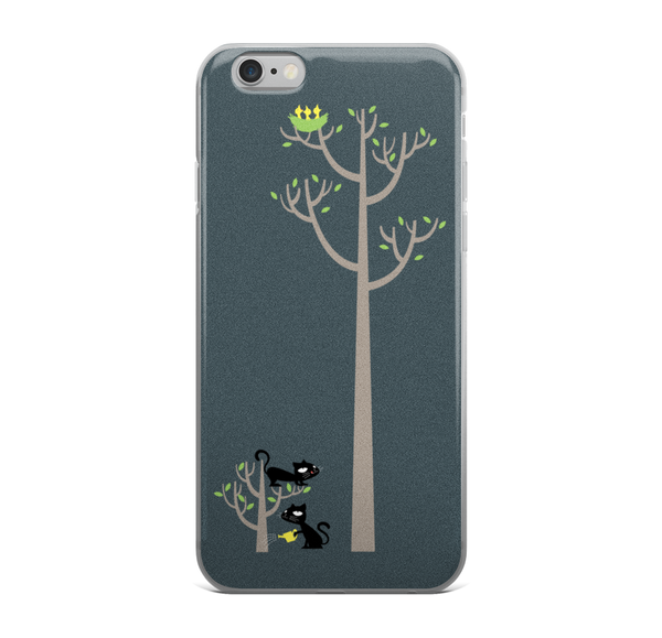 Growing a Plant a For Lunch - Phone Cases