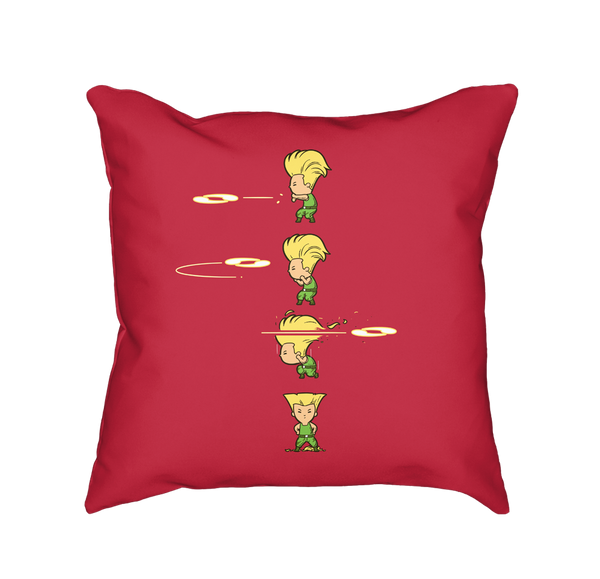 Haircut - Throw Pillow
