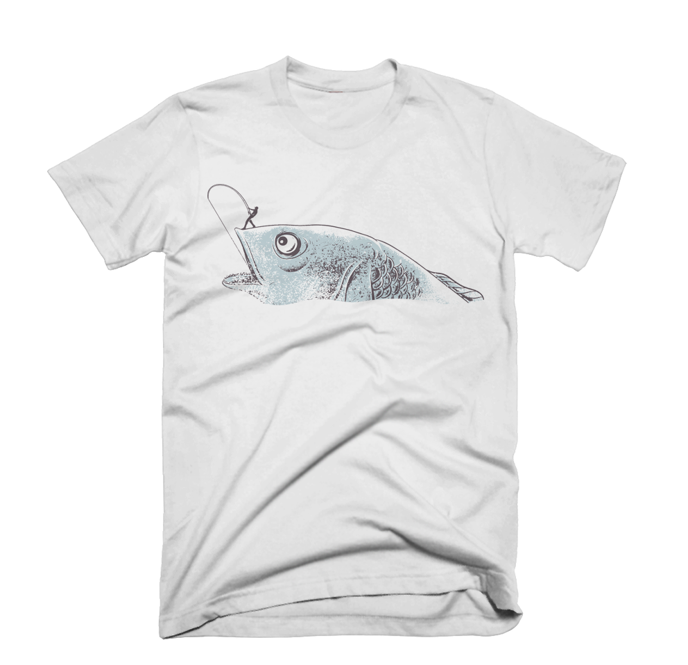 Hardcore Fishing - Tees