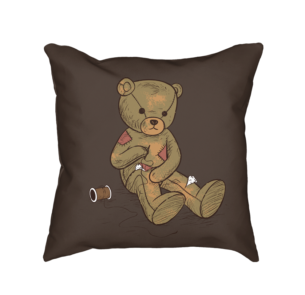 Independent - Throw Pillow
