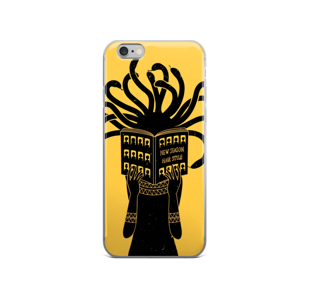 Looking For New Hair Style - Phone Cases