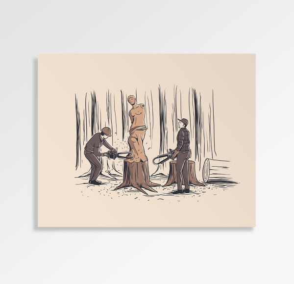 Masterpiece - Art Print