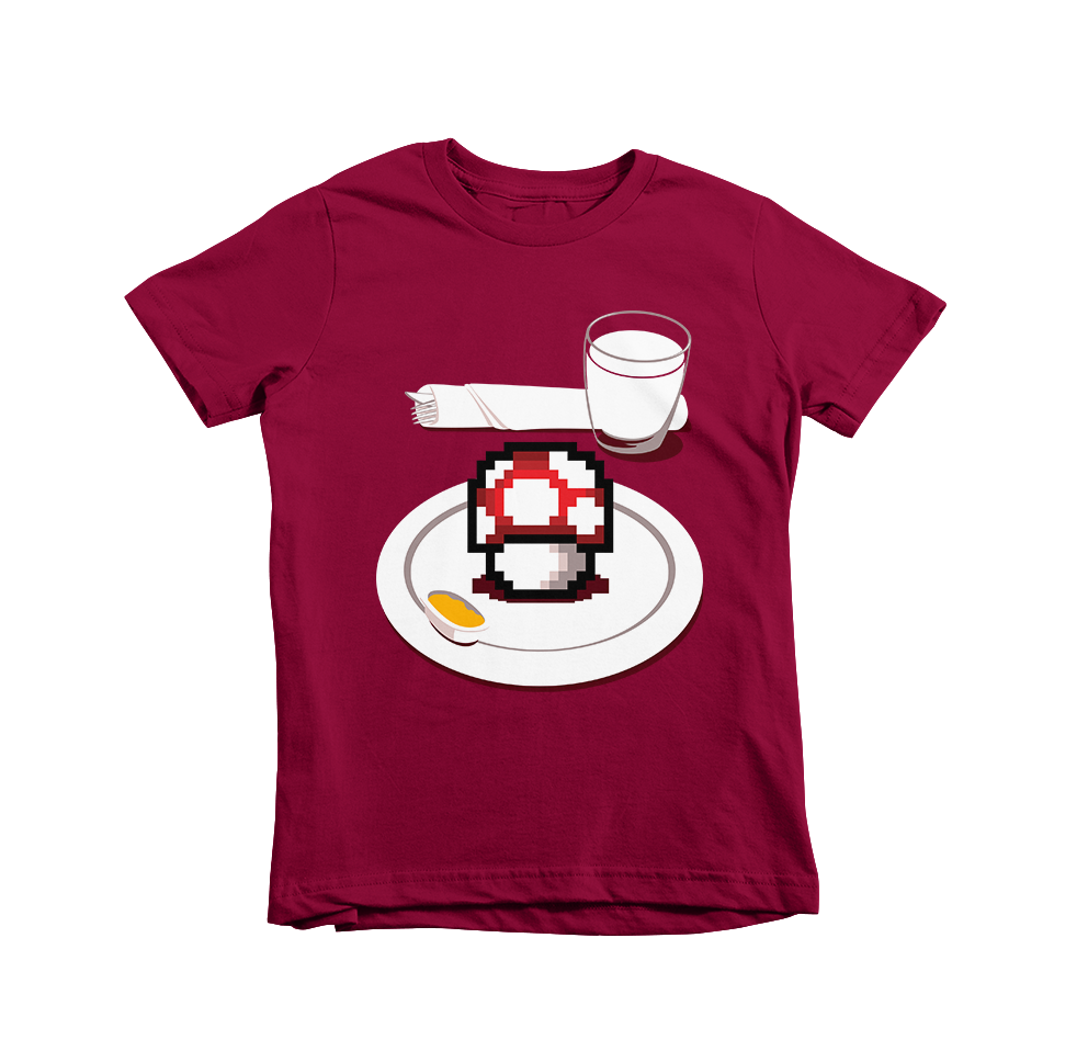Nutritious Breakfast - Kids Tees
