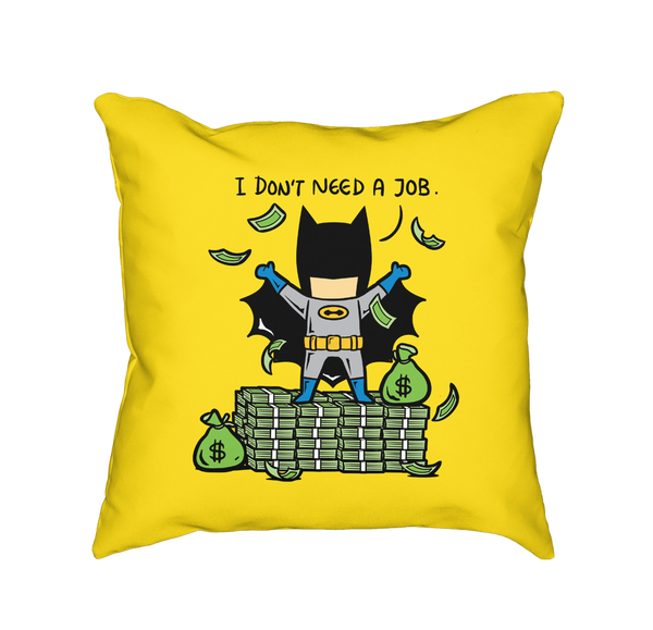 Part Time Job Now Job - Throw Pillow